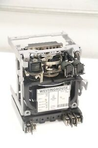 Westinghouse 1338982-A Type C0 OverCurrent Relay 60 Cycle 4-15amp Inverse Time 2
