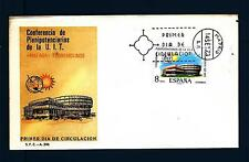 SPAIN - SPAGNA - 1973 - Conferenza dell'U.I.T. a Torremolinos, Malaga
