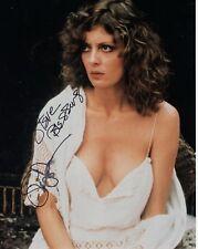 SUSAN SARANDON autographed 8x10 color photo      YOUNG+SEXY POSE    To Steve