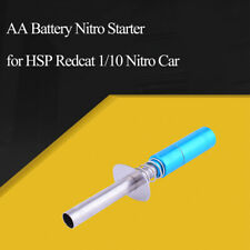 AA Battery Nitro Starter Glow Plug Igniter for HSP Redcat Exceed 1/10 Nitro Car