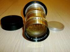 KMZ JUPITER-11 4/135 NIKON F  lens <INFINITY ADJUSTED> PERFECT CONDITION 1955