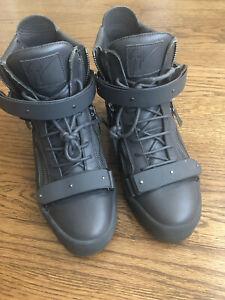 Giuseppe Zanotti Men Shoes 43 Us 10