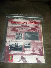 Moments in History - TRIUMPHANT RETURN: Soviet Liberation of Kiev (UNPUNCHED)