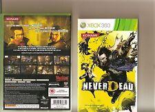 NEVERDEAD XBOX 360 / X BOX 360