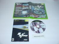 MOTO GP racing game complete in case w/ manual - original MICROSOFT XBOX system