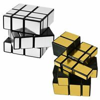 3x3 Mirror Cube Puzzle Mind Game Brain Teasers Magic Jigsaws Kids Toy Adult Gift