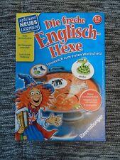 Ravensburger 25012 - Die freche Englisch-Hexe erste englische Begriffe
