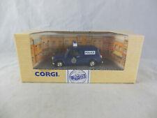 Corgi Classics 96958 Morris Mini Van Surray Police in Dark Blue 1:43 Scale
