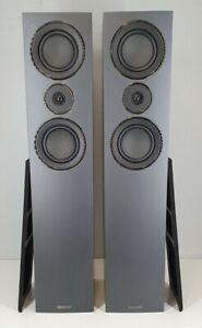 Mission LX-3 2 Way Floorstanding Speaker - Graphite