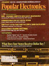 POPULAR ELECTRONICS Sept 1975 Heathkit Digital TV-Vintage Computer Data-Receiver