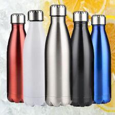 Isolierflasche Thermosflaschen Trinkflasche Edelstahl Thermobehälter - 1L