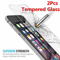 100% Genuine Tempered Glass Screen protector protection For Apple iPhone 6/6S UK