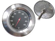 DR. giudice Grill Termometro con rosette-Termometro - 50 a 450 ° C-Grill
