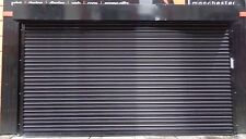 Electric Operation Roller Shutters 2700 x 3000mm