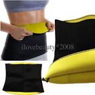Sauna Slimming Belt Burn Cellulite Fat Body Wraps Waist Shaper Weight Loss Belt