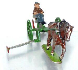 FV27 Wend al aluminium horse drawn side grass cutter VGC