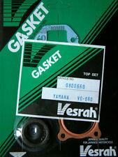 VESRAH TOP END Dichtungs set set Yamaha RD50 DT50 TY50 GT50 LB50 1975-83 VG-660