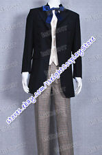 Who Buy Dr 1st The First Doctor William Hartnell Suit Cosplay Costume Halloween