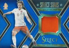 2015 Panini Select Soccer 'Select Stars' Blue Parallel Serial Numbered /99 Relic