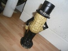 Cast Iron Large Peanut Money Bank