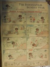 Sambo and His Funny Noises by Marriner from 3/10/1912 Full Size !