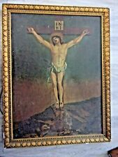 HST - JESUS-CHRIST Crucifixion - Ecole française XVIIIe