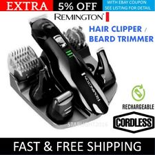 Remington Beard Trimmer Body Groomer Cordless Hair Clipper Rechargeable Shaver