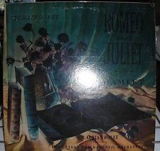 "SIR ADRIAN BOULT  ""Tchaikovsky: Romeo & Juliet & Hamlet"" 12"" Vinyl Stereo LP VG+"