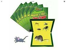 Mouse Trap Board Household Catcher Rat Poison Strong Big Sticky Super Rat Board