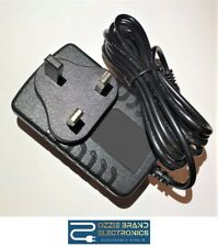 TO FIT AVERY BERKEL FX50 SCALES fx50 POWER ADAPTER SUPPLY 12V 2A PLUG AC/DC UK