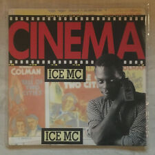 "7"" ICE MC - Cinema (TOUCH OF GOLD 1990) VG+"