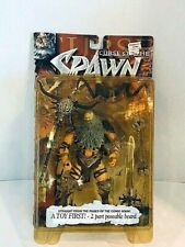 McFarlane Toys Collectors Club Curse of the Spawn ZEUS Series 12 1998