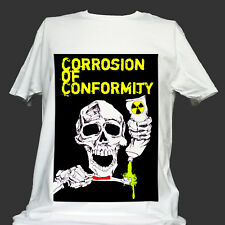 CORROSION OF CONFORMITY METAL ROCK T-SHIRT clutch crowbar orange goblin S-3XL