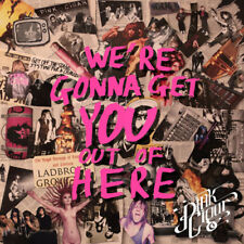 Pink Cigar : We're Gonna Get You Out of Here CD (2013) ***NEW*** Amazing Value