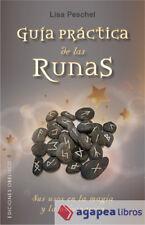GUIA PRACTICA DE LAS RUNAS. NUEVO. ENVÍO URGENTE (Librería Agapea)