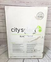 Baby Jogger 2015 City Select Stroller - Silver (Black Frame)-New In Packaging