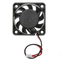 Silent Quiet Cooler Master PWM 40mm PC CPU Fan 2 Pin Cooling 12V