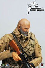 TAD PMC Instructor Soldier Story 1/6th scale Action Figure