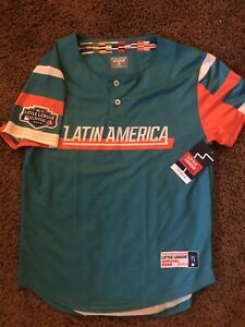 Official Gear Latin America Little League World Series Jersey Youth Large 2019