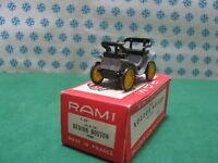 Vintage Rami   -  DEDION BOUTON  1900  Vis à Vis   - 1/43  France