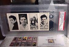 1958 D.C. Thompson Elvis Presley Panel PSA 5 Pop. 1-None Higher #1 PSA Registry