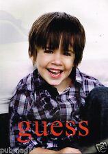 Publicité advertising 2010 Les Vetements pour enfants Guess