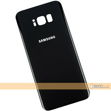 Original Glass Battery Cover Rear Back Door For Samsung Galaxy S8 + Plus G955