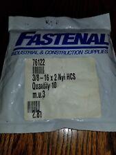 2-56 x 1//2 Socket Head Cap Screw Nylon Plastic Fastener A12164