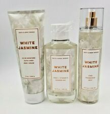 Bath & Body Works White Jasmine Collection