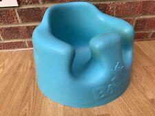 Bumbo Unisex Baby Floor Seat -Turquoise / Blue