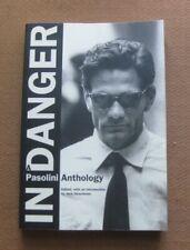 En peligro un Pasolini Antología - 1st 2010-película películas del libro en rústica