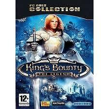 ELDORADODUJEU >>> KING'S BOUNTY THE LEGEND Pour PC NEUF VF