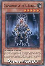 Yu-Gi-Oh ! Carte Grandmaster of the Six Samurai LCGX-EN226