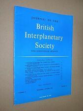 JOURNAL OF THE BRITISH INTERPLANETARY SOCIETY. SEPT-OCT 1959. VOL 17 No.5 JBIS